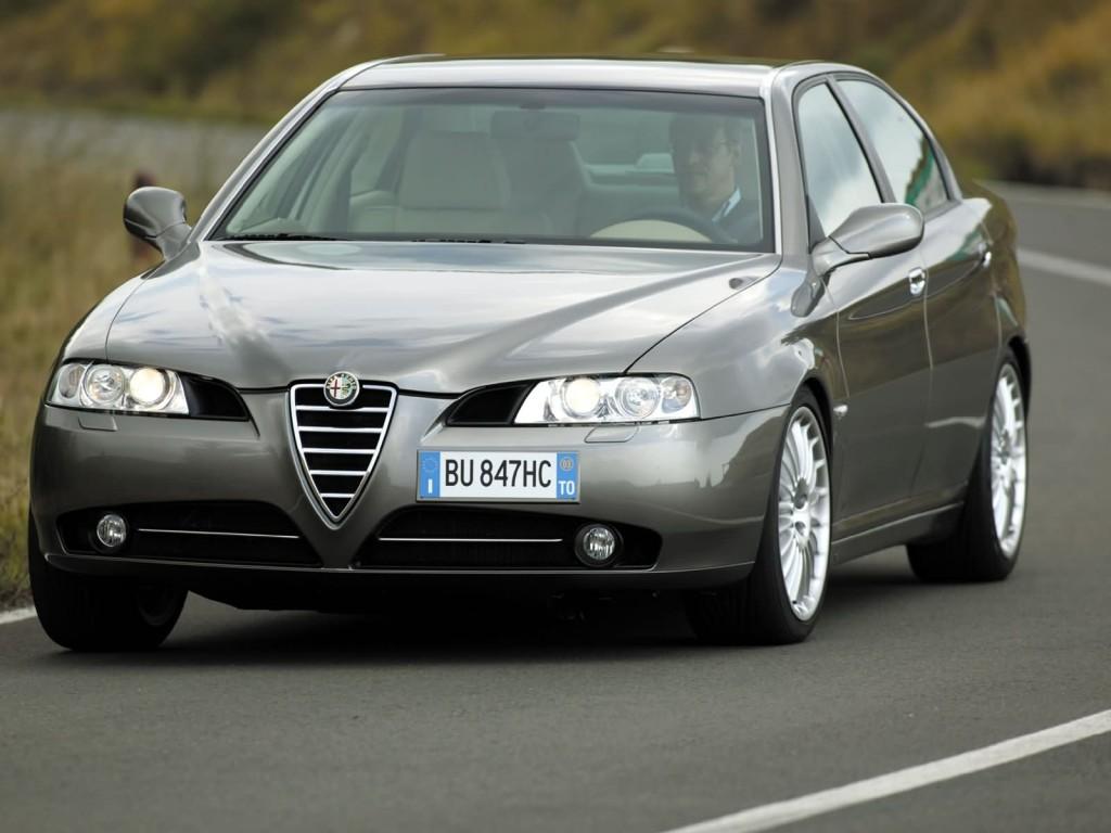 Chiptuning Alfa Romeo 166