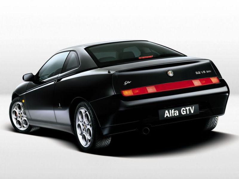 Chiptuning Alfa Romeo GTV 2.0 JTS 165 pk