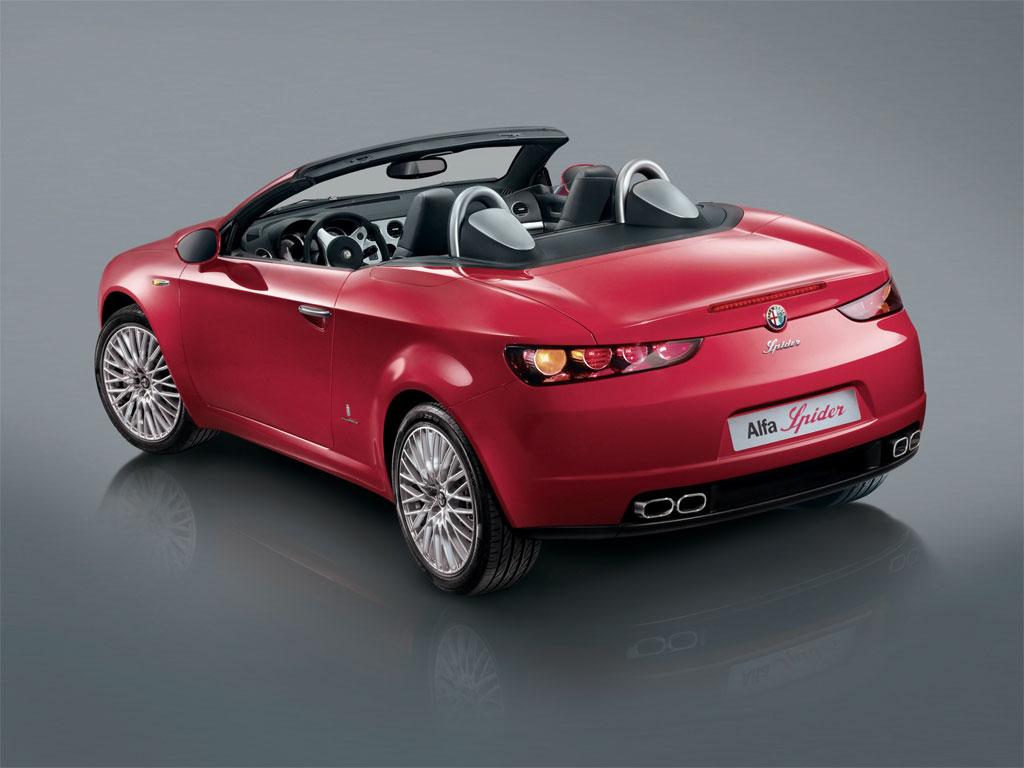 Chiptuning Alfa Romeo Spider 2.0 TS 16V 150 pk