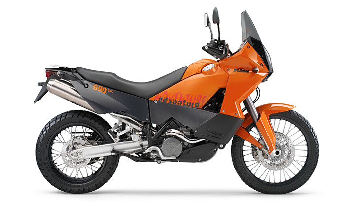 Chiptuning KTM 990 Supermotard 115 pk