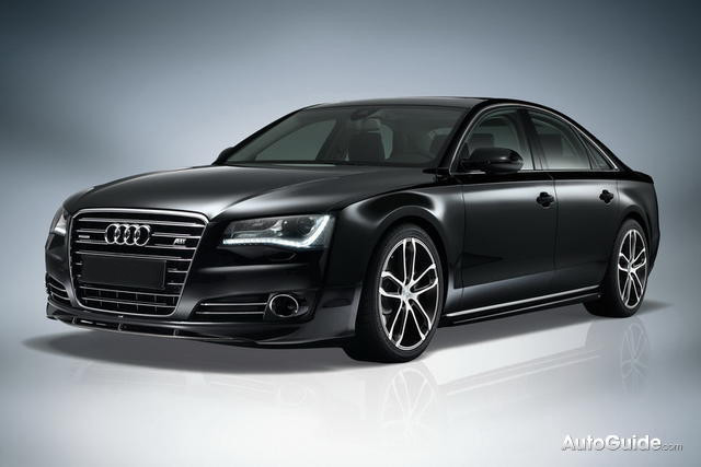 Chiptuning Audi A8