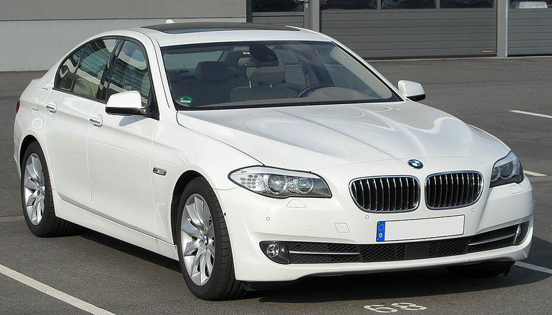 Chiptuning BMW 525i E60 192 pk