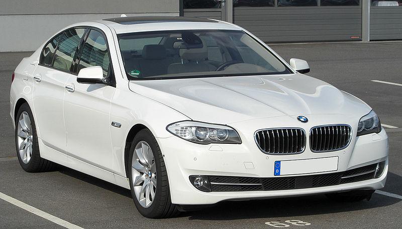 Chiptuning BMW 530i E60 272 pk