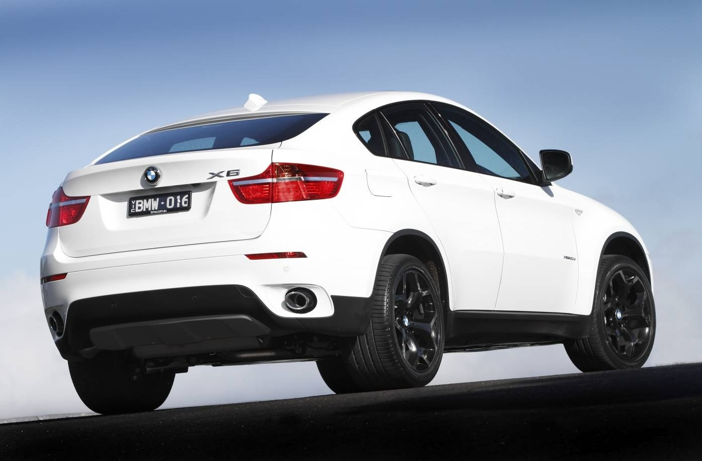 Chiptuning Bmw X6 E71 xDrive35i 3.0 Bi-Turbo 306 pk