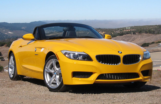 Chiptuning Bmw Z4 Roadster 3.0i 231 pk