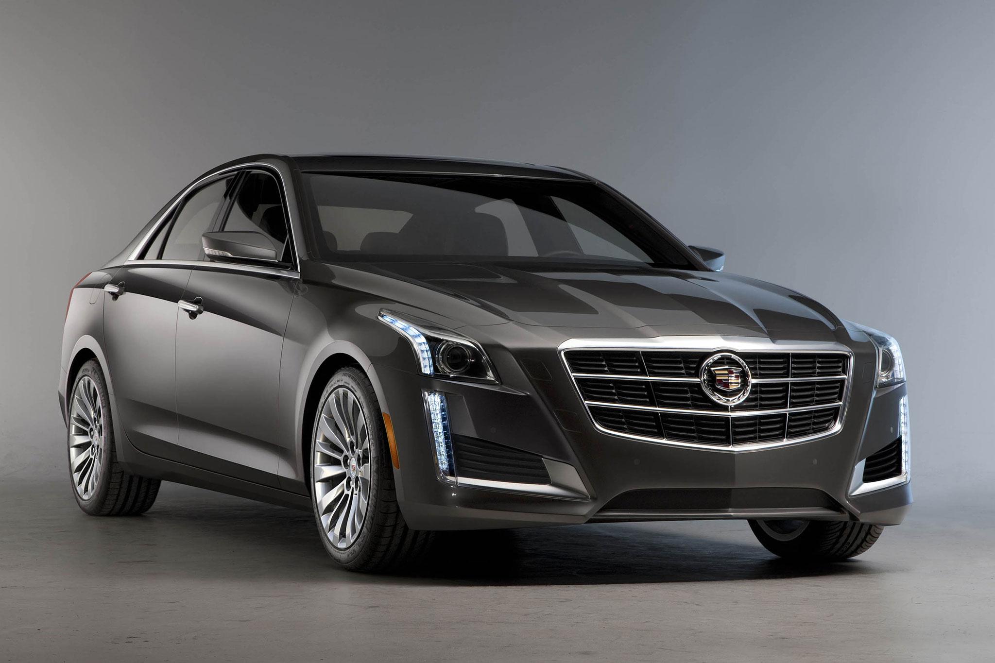 Chiptuning Cadillac CTS 3.6i 257 pk