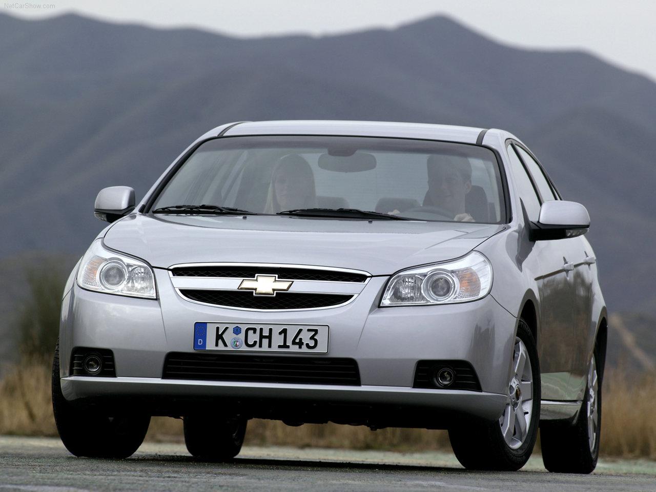 Chiptuning Chevrolet Epica 2.0i 144 pk