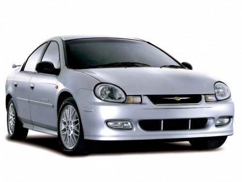 Chiptuning Chrysler Neon 1.6i 115 pk