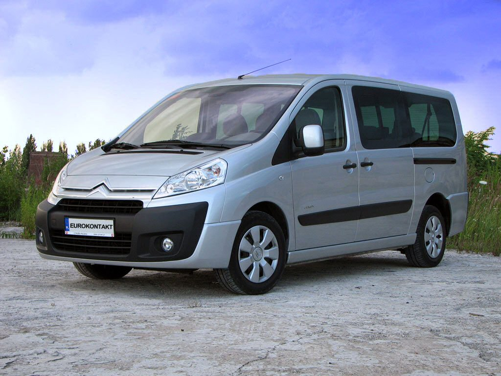 Chiptuning Citroen Jumpy 2.0 HDi 120 pk