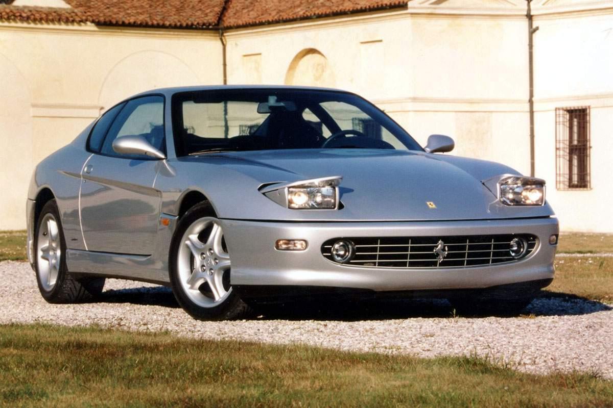 Chiptuning Ferrari 456 442 pk