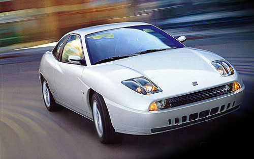 Chiptuning Fiat Coupe 2.0 Turbo 220 pk