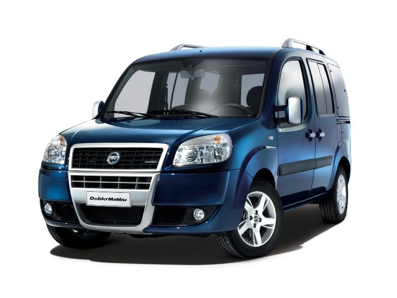 Chiptuning Fiat Doblo Cargo 1.9 JTD 100 pk