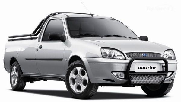 Chiptuning Ford Courier 1.4 16v 90 pk