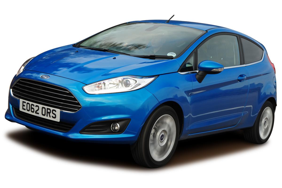 Chiptuning Ford Fiesta 5 1.3 8v 60 pk