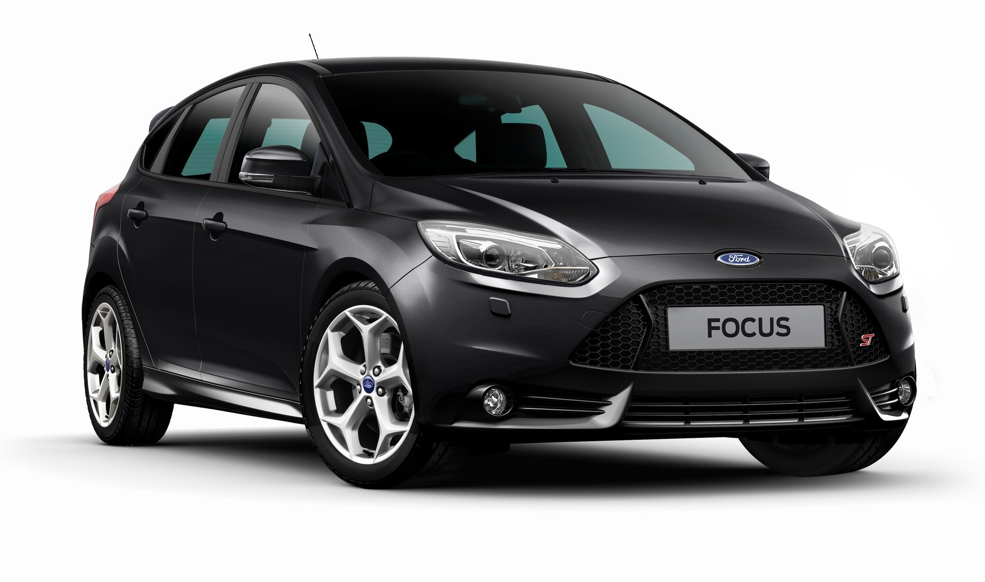 Chiptuning Ford Focus RS 305 pk