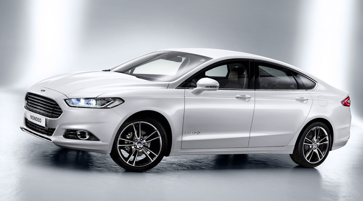Chiptuning Ford Mondeo 2.0 TDCI 163 pk
