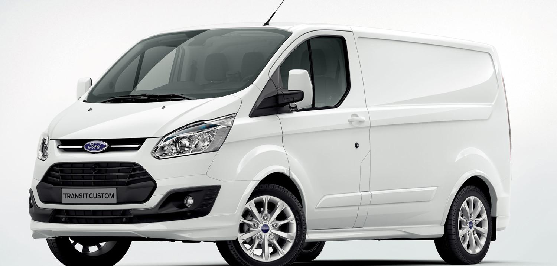 Chiptuning Ford Transit 2.2 TDCI 125 pk / 350 nm  Euro 5