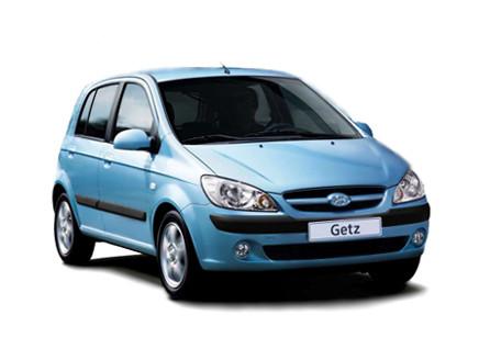 Chiptuning Hyundai Getz 1.1 63 pk