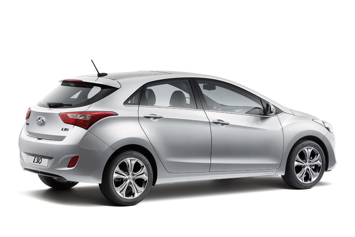 Chiptuning Hyundai I30 1.6 GDI i-drive 135 pk
