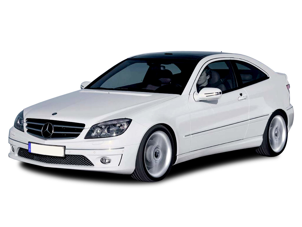 Chiptuning Mercedes Benz CLC220 CDI 150 pk
