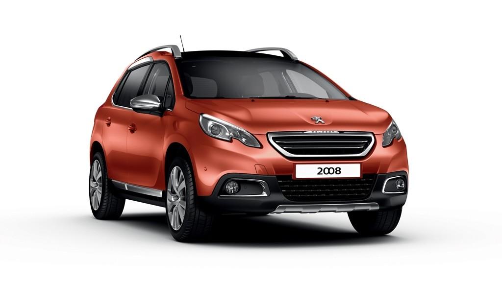 Chiptuning Peugeot 2008 1.2 PureTech 110 pk
