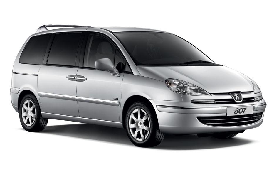 Chiptuning Peugeot 807 2.2. HDI 163 pk