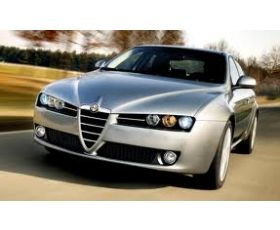 Chiptuning Alfa Romeo 159 1.75 TB 200 pk