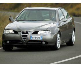 Chiptuning Alfa Romeo 166 2.4 JTD 163 pk