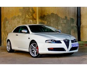 Chiptuning Alfa Romeo GT 3.2 V6 240 pk