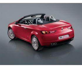 Chiptuning Alfa Romeo Spider 3.0i V6 24V 192 pk