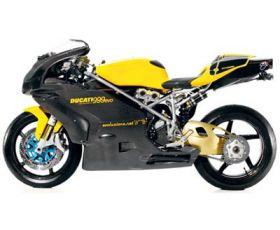 Chiptuning Ducati 999 S 143 pk