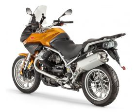 Chiptuning Moto Guzzi Stelvio 1200 nxt 152 pk