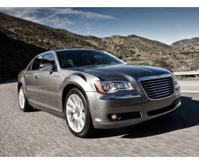 Chiptuning Chrysler 300C 3.0 V6 CRD 218 pk