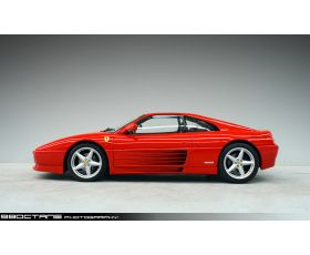Chiptuning Ferrari 348 GTS / GTB / Spider 320 pk
