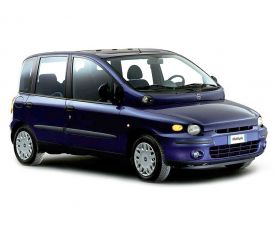 Chiptuning Fiat Multipla 1.6 16v 103 pk