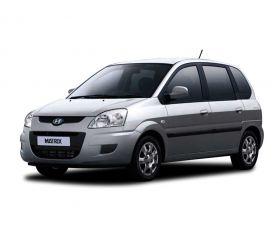 Chiptuning Hyundai Matrix 1.6 103 pk