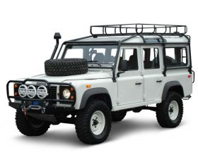 Chiptuning Land Rover Defender 2.4 TDCI 122 pk