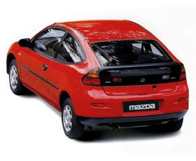 Chiptuning Mazda 323 1.5i 90 pk