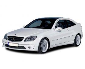 Chiptuning Mercedes Benz CLC220 CDI 136 pk