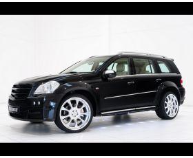 Chiptuning Mercedes X166 GL350 CDI Bluetec 258 pk