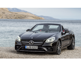 Chiptuning Mercedes SLC 43 AMG 390 pk