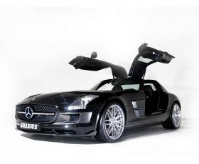 Chiptuning Mercedes SLS 6.2 V8 AMG 571 pk