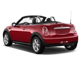 Chiptuning Mini Roadster/Coupe 1.6 DFI 98 pk