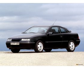 Chiptuning Opel Calibra Turbo 204 pk