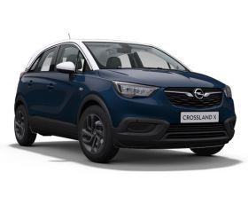 Chiptuning Opel Crossland X 1.6 BlueHDI 100 pk