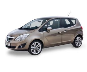 Chiptuning Opel Meriva 1.7 CDTI 100 pk