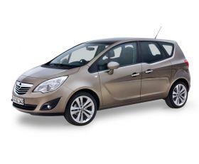 Chiptuning Opel Meriva 1.6 16V 100 pk