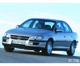 Chiptuning Opel Omega 2.6 24V V6 180 pk