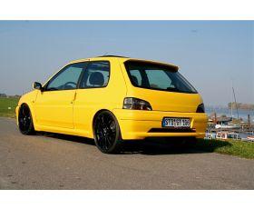 Chiptuning Peugeot 106 1.6 16v 120 pk