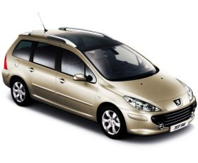 Chiptuning Peugeot 307 1.6 HDI  90 pk